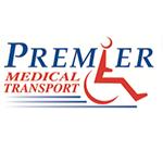 Premier Medical Transport logo